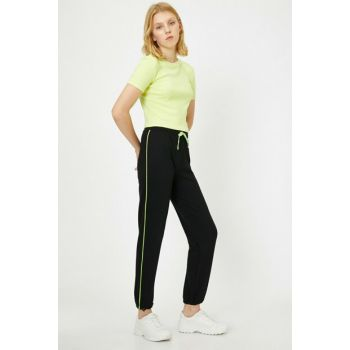Women's Black Trousers 0KAL48485OK