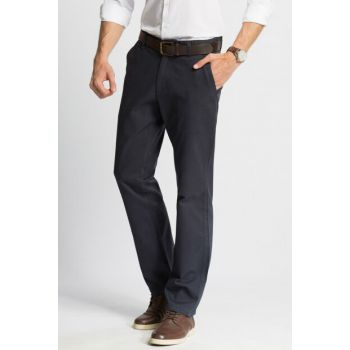 Men's Navy Blue Trousers 6K1281Z8