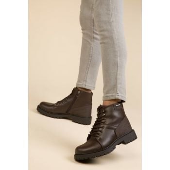 Brown Men's Boots 2864