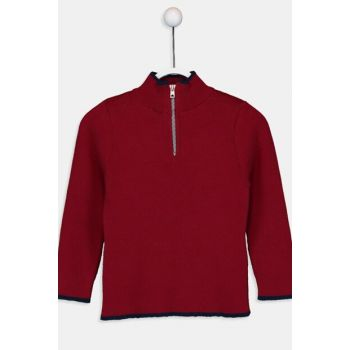 Boy Red Jfw Sweater 9W4773Z4