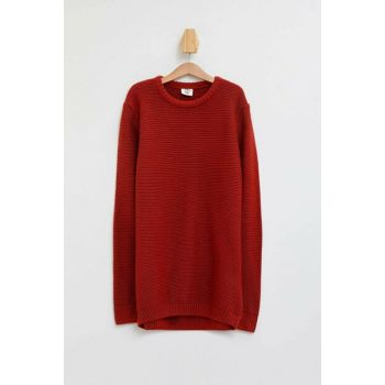 Crew Neck Sweater L0501A6.19AU.OG300