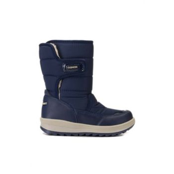 Navy Blue Children's Boots Ea27Op27283-400 EA27OP27283-400