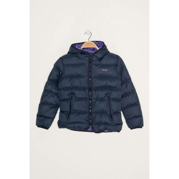 Navy Blue Girls' Ugrala Coat 940030