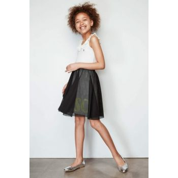 Girls' Black Skirt