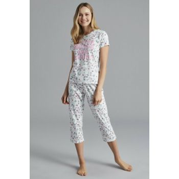 Women's Mint Better Things Pajama Set PNKIUNFP19SK-MNT