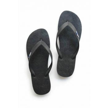 Men's Black Beach Slipper 211117