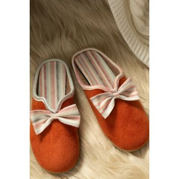 Women's Bow Slippers 1KTERL0326-8682116106726