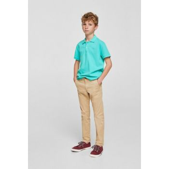 Turquoise Boys Polo T-Shirt 33013029