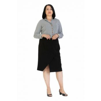 Women's Black Skirt 70340010000902
