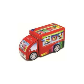 Faber Fun Felt Tip Pen Truck Packing 155072/5068155072