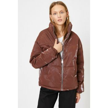 Women's Coffee Jackets Anorak 0KAK23824GW