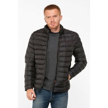 Hector Men's Coat Black ST29JE002-500