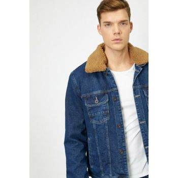 Men's Blue Jacket 0KAM53043LD