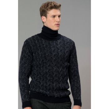 Men's Fred Sweater Navy Blue 112090034100200