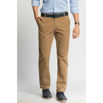 Men's Brown Trousers 6K1281Z8
