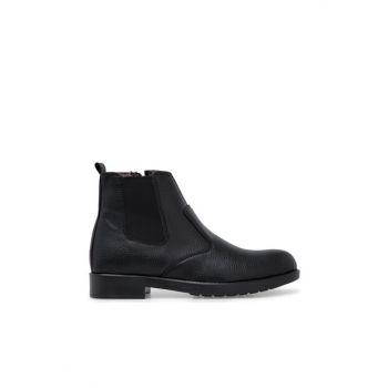 Black Men's Boots 552KB