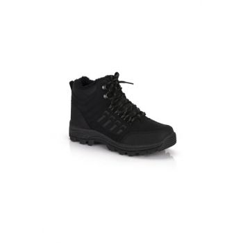 Black Unisex Outdoor Shoes DPRMGMSTPX6