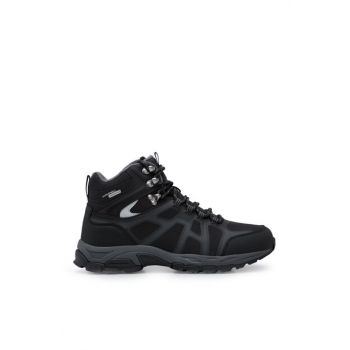Black Men's Boots MATHEWHI