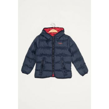Navy Blue Girls' Geomar Coats 940014