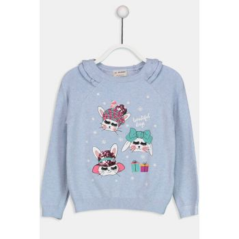 Girls' Sweaters 8W0933Z4