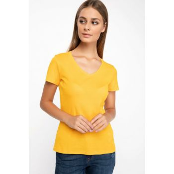 Women's Basic T-shirt I1080AZ.18AU.YL122