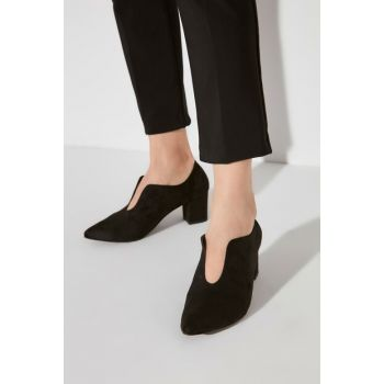 Black Women Classic Heels Shoes TAKAW20TO0117