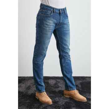 Indigo Men's Slim Fit Jeans TMNAW20JE0323