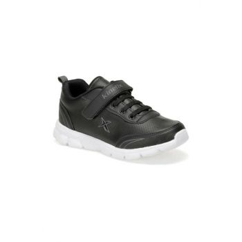 YANNI PU 9PR Black Men's Walking Shoes