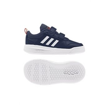 Navy Blue - White Kids' Casual Shoes Tensaur I EF1104