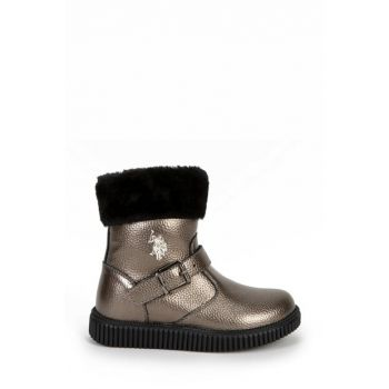 Brown Girls' Boots S084SZ033.000.887637