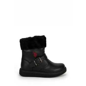 Black Girl Children Boots S084SZ033.000.887637