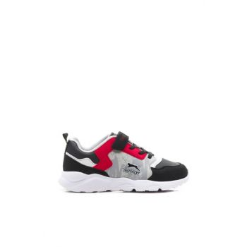 FURRY Sport Kids Shoes Black / Red SA29LF017