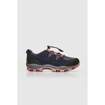 Girl's Navy Blue CRP Trekking Shoes 9WM714Z4