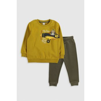 Baby Boy MEDIUM YELLOW PLS Suit 9W5986Z1