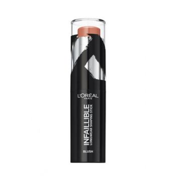 Stick Blush - Infaillible Shaping Stick Blush 002 Nude in Rose 3600523532940