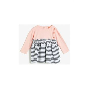 Pink Baby Dress 0KMG89214OK