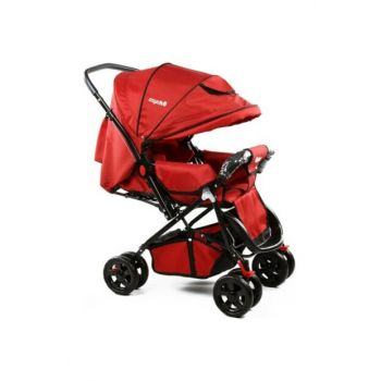 Keeper Bidirectional Full Closing Sunshade Baby Stroller asymkirmz