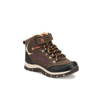 Brown Boys Boots IC102