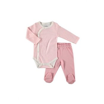 Baby Princess Cat Layette Body Boots Bottom 2 Piece Set 19KFMBKSET104