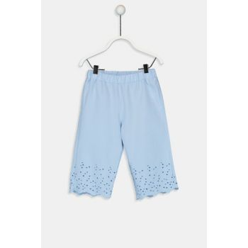 Baby Girl Light Blue Fmr Pants 9SA659Z1