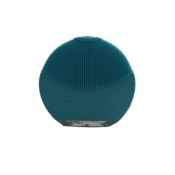 Happy Alliance Mini 2 Fuchsia Facial Cleansing Device Blue Color 73545445467192