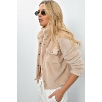 Women's Powder Plush Jacket DA44