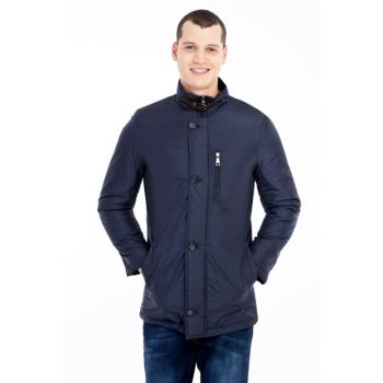 Coats Navy Blue 78789