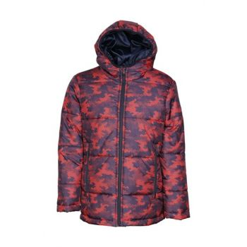 Red Boy Elon Coat 940073