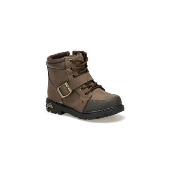 DISKUS.19W Brown Boy Boot