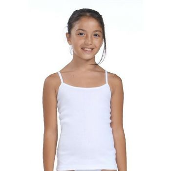 Girl White 3s Athlete 7134