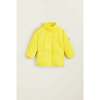 Girl's Yellow Sweater 33055741