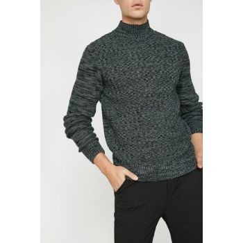 Men's Gray Sweater 0KAM91639GT