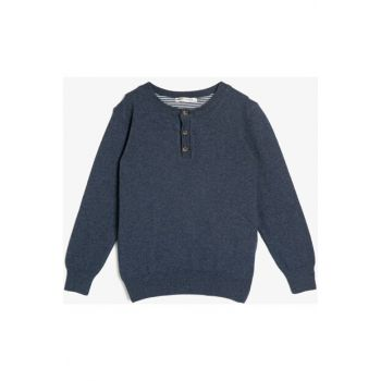 Boys' Knitwear Sweater 0KKB96332OT