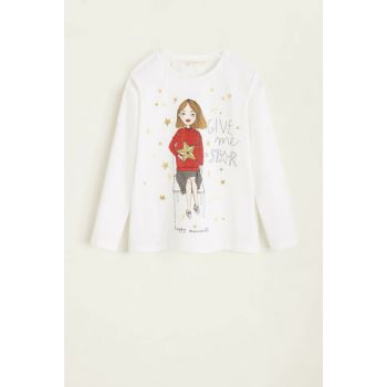 Girls' Off White T-Shirt 33019062